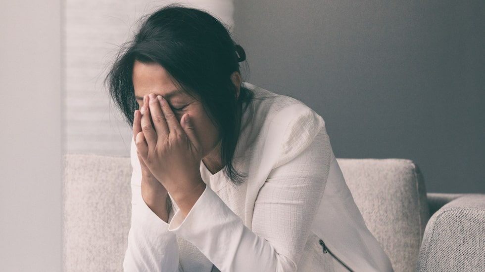 Stress och ångest har många liknande symtom.