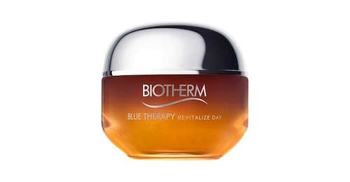 Blue therapy amber daycream, Biotherm