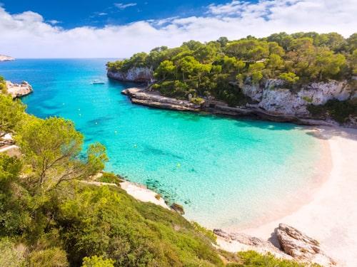 Mallorca bjuder på badvikar och pittoreska byar.