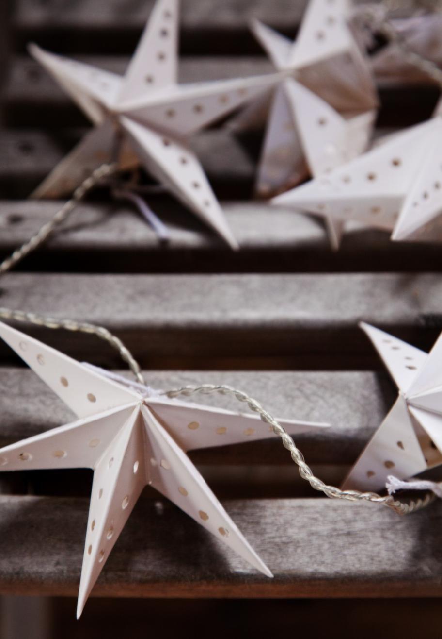 I PAPP. Stjärna på slingan Mini Stella från Watt & veke, 349 kronor, designonline.se.