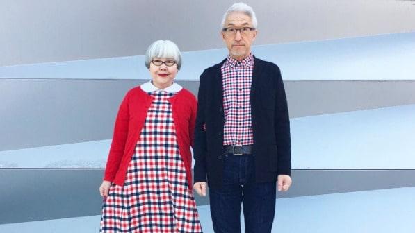 Paret uppges vara plus 60 och ha varit gifta i 37 år.