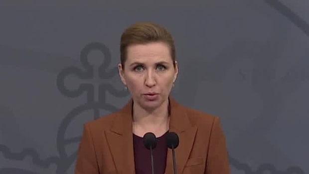 Hårdare restriktioner införs i Danmark