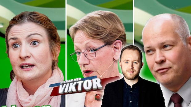 Veckan med Viktor: De alternativa språkrören