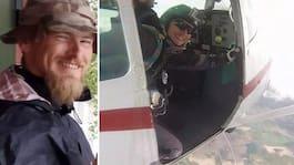 Staffan, 32, dog i flygkraschen i Örebro