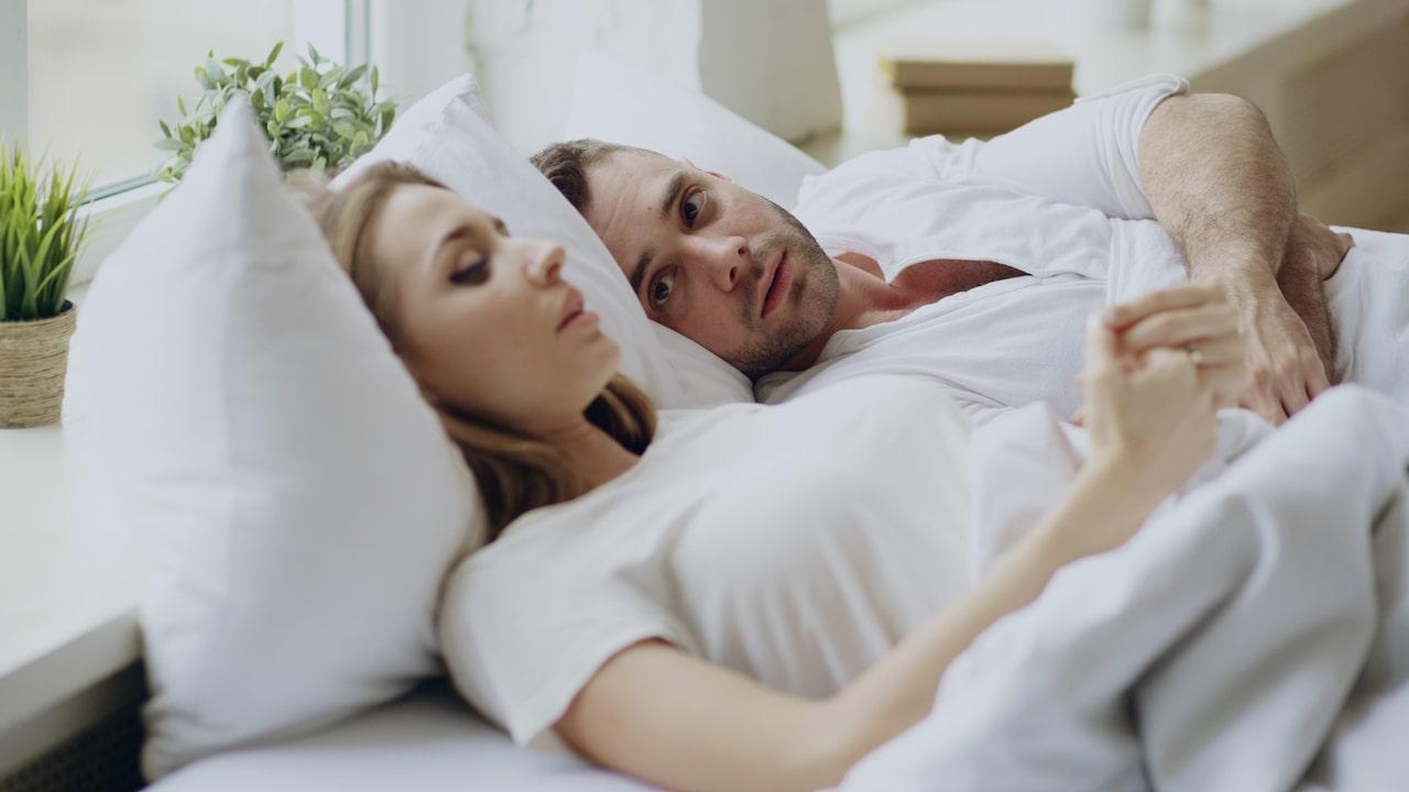 Min Fru Vill Inte Ha Sex
