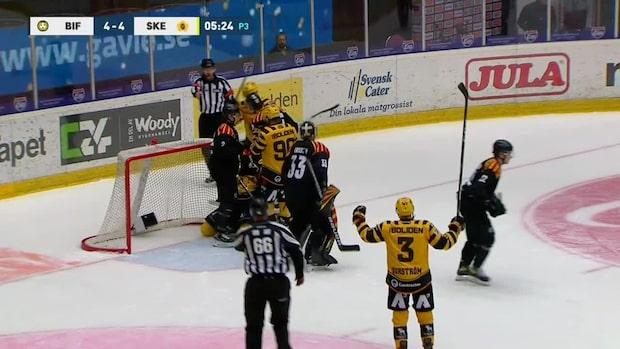 Highlights: Brynäs-–Skellefteå 4–5