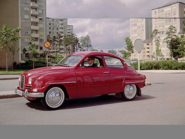 Saab 96.