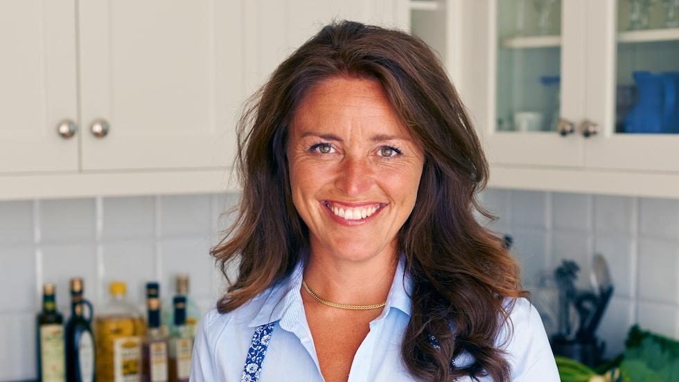 Ulrika Davidsson visar glutenfria, laktosfria och GI-vänliga recept.