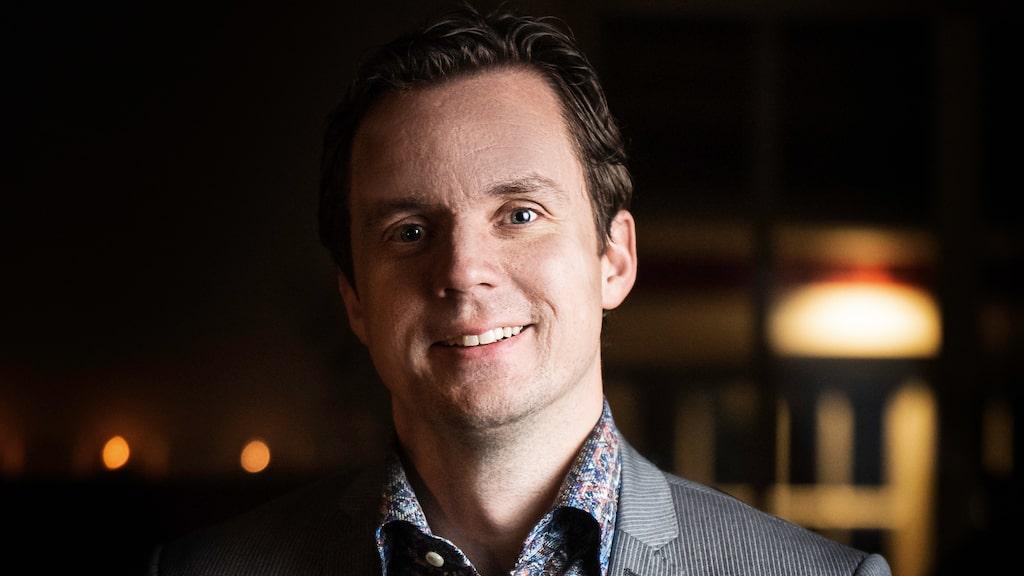 Jon Hillgren är grundare av Hernö Gin.