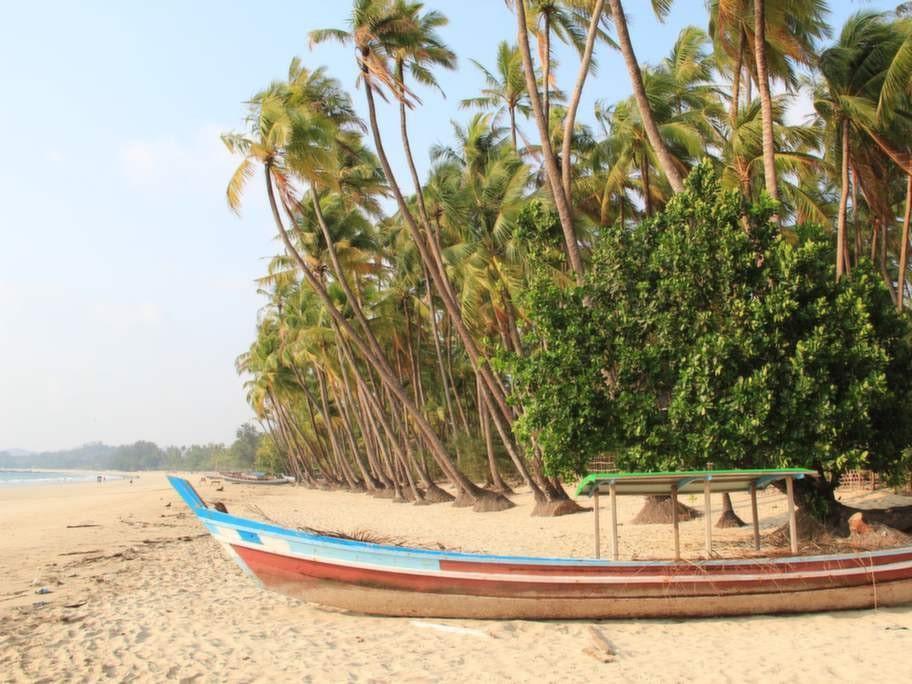 Ngapali, Burma.