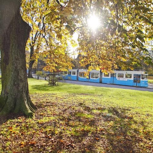 Göteborg är Nordens spårvagnsmekka