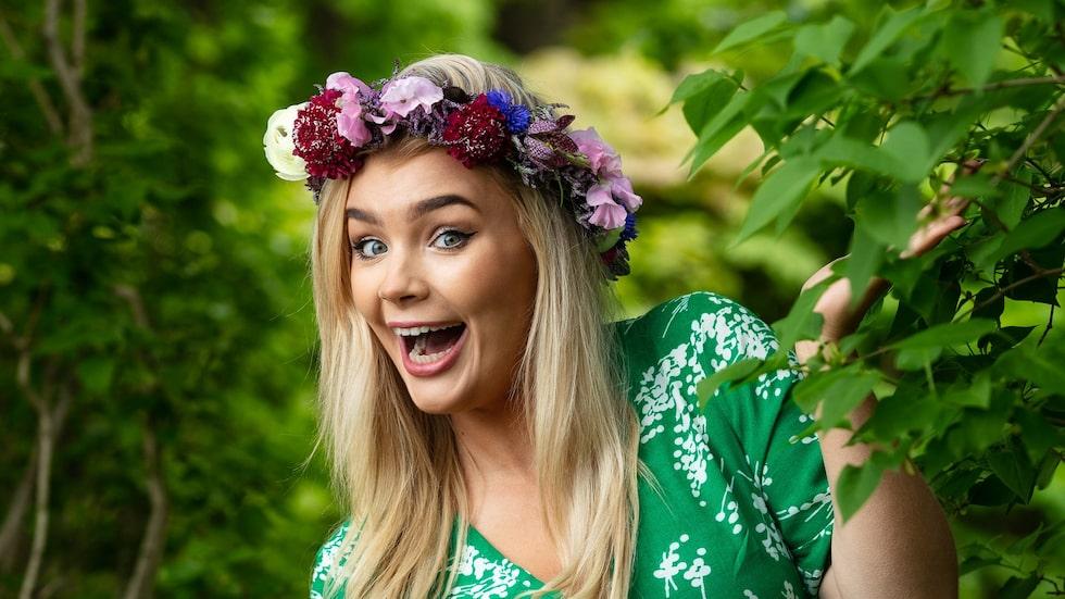 """Programledaren och komikern Kristina """"Keyyo"""" Petrushina debuterade i år som sommarvärd i """"Sommar i P1"""". Nu är hon även aktuell i tv-serien """"Svenska Powerkvinnor""""."""