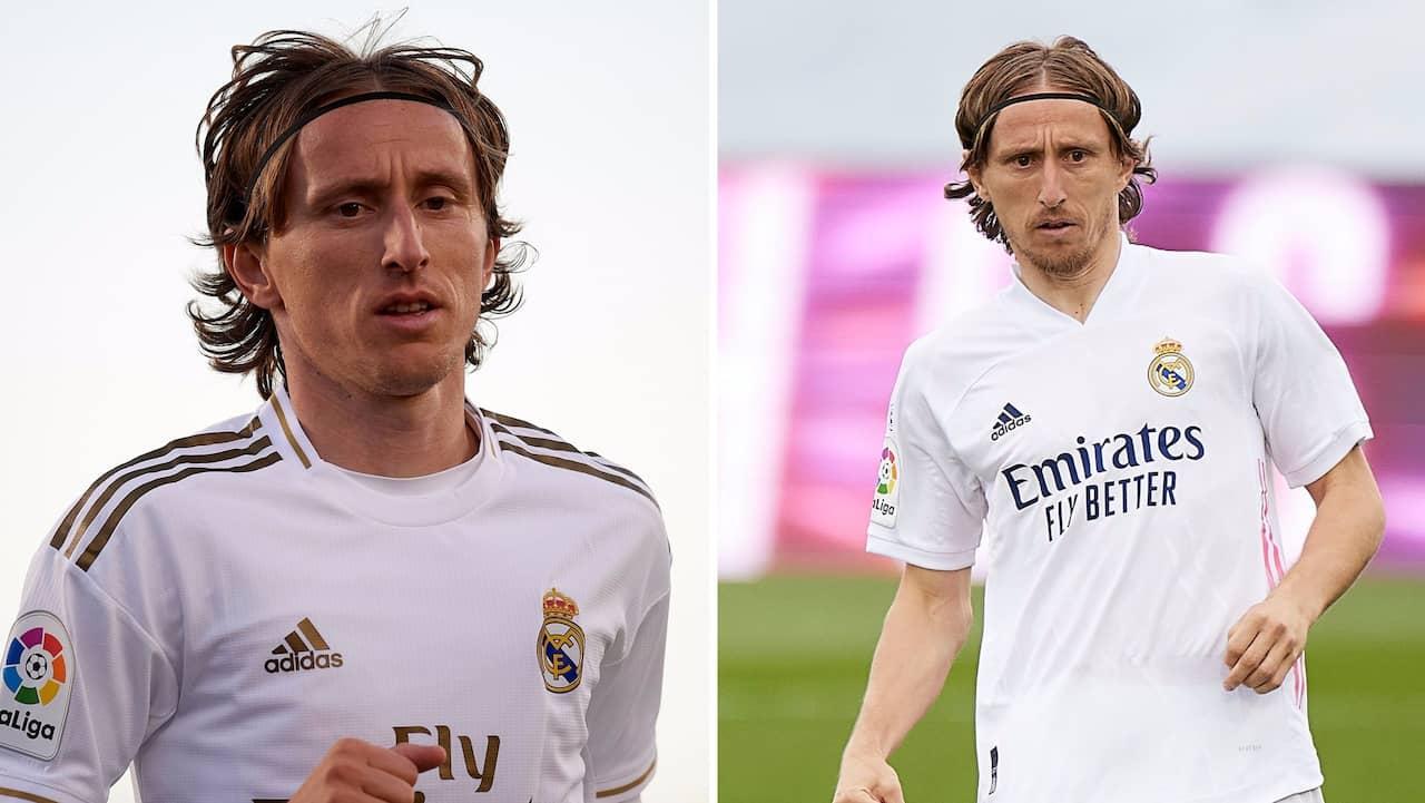 Modric förlänger med Real Madrid
