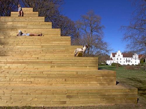 Wanås slott har en av världens främsta skulpturparker.