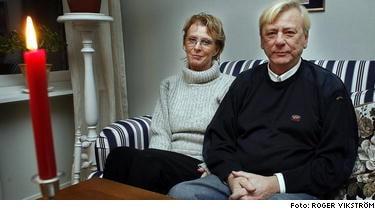 Dansbandskungen Janne Önnerud och hans fru Kerstin Önnerud har slopat sexpillret  det hade obehagliga bieffekter. Man tror ju att det ska vara tryggare med sådant som är naturens eget, säger Janne.