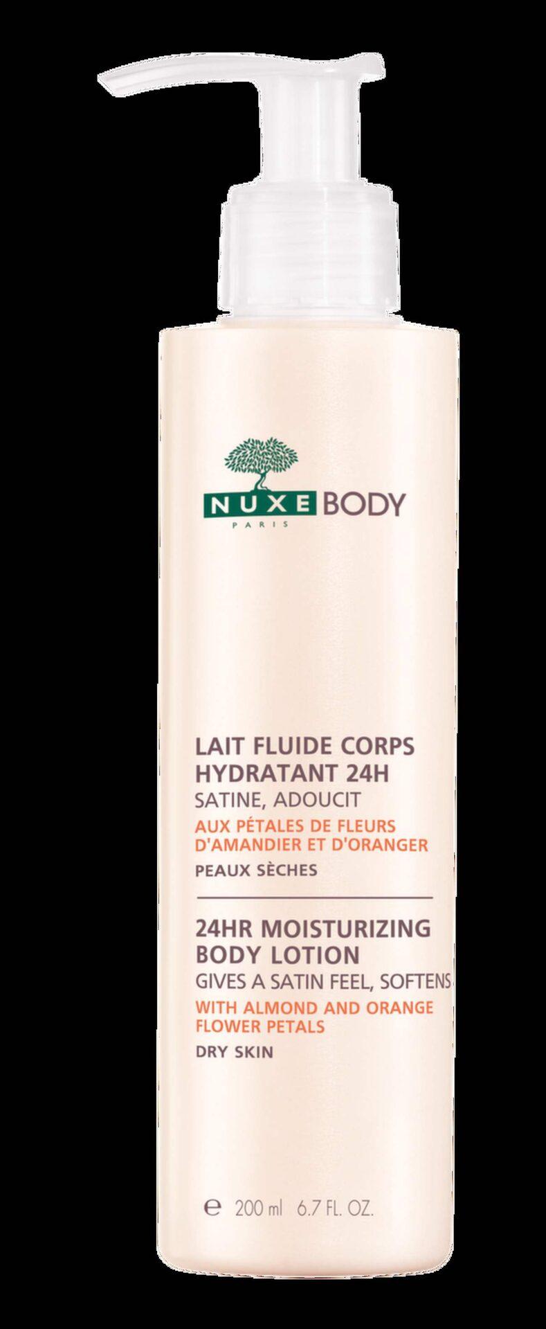 Mjukgörande. Ge kroppen vad den behöver. Body lotion, 225 kr, Nuxe/Eleven.se.