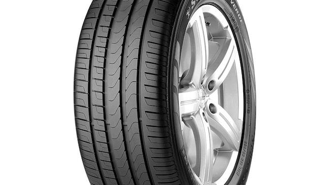 Pirellis däck Scorpion Verde är en av vinnarna i testen.