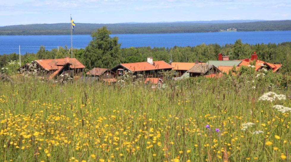 Njut av en sommarhelg med fokus på lugn och ro i Tällberg.