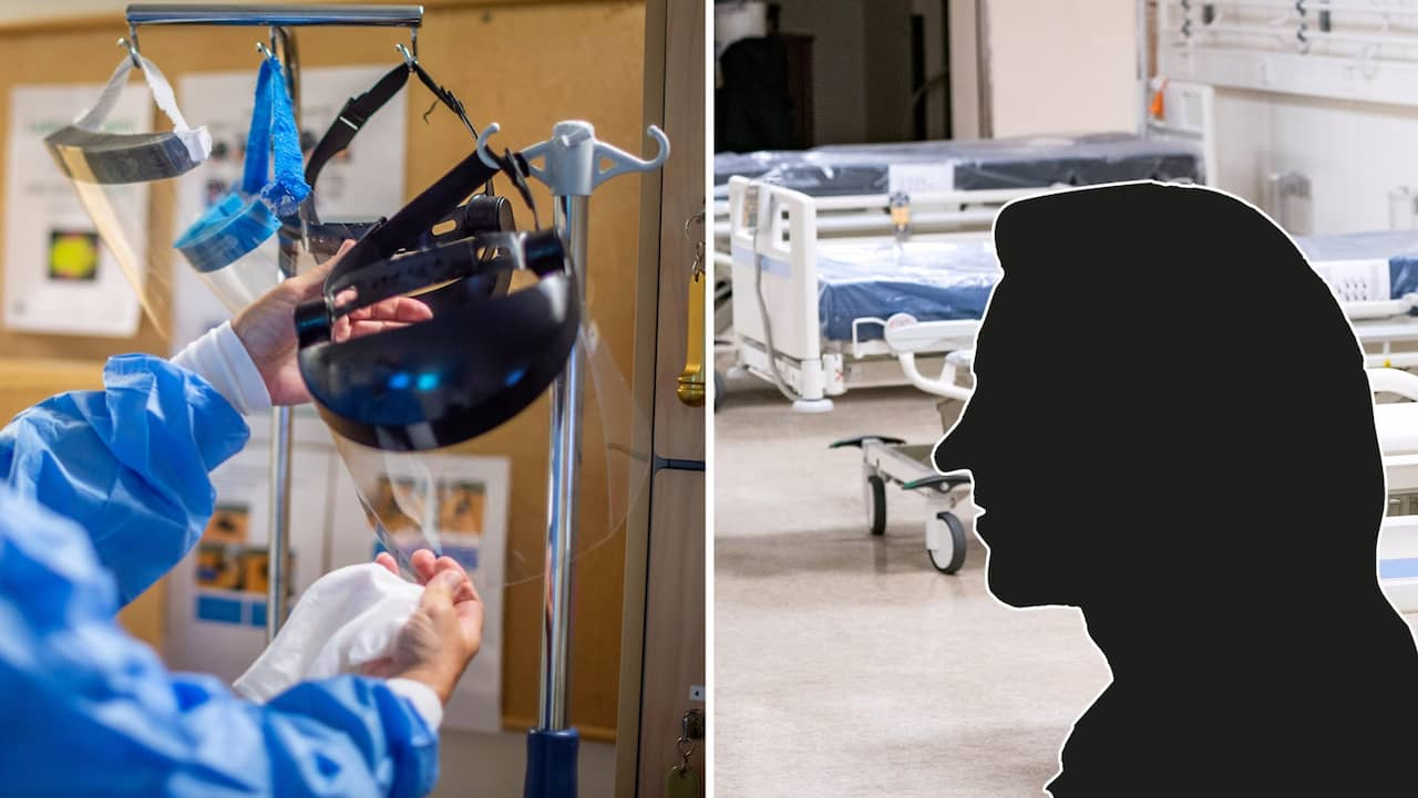Sjuksköterska ville medvetet bli smittad