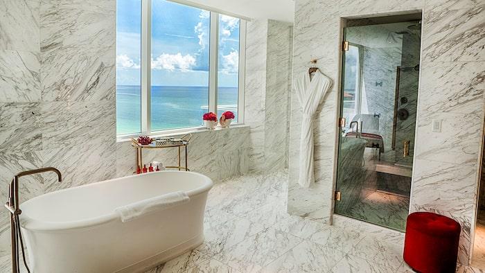 Penthouset i Faena Hotel är USA näst dyraste svit.