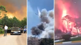 Elden hotar turkiska semesterparadiset