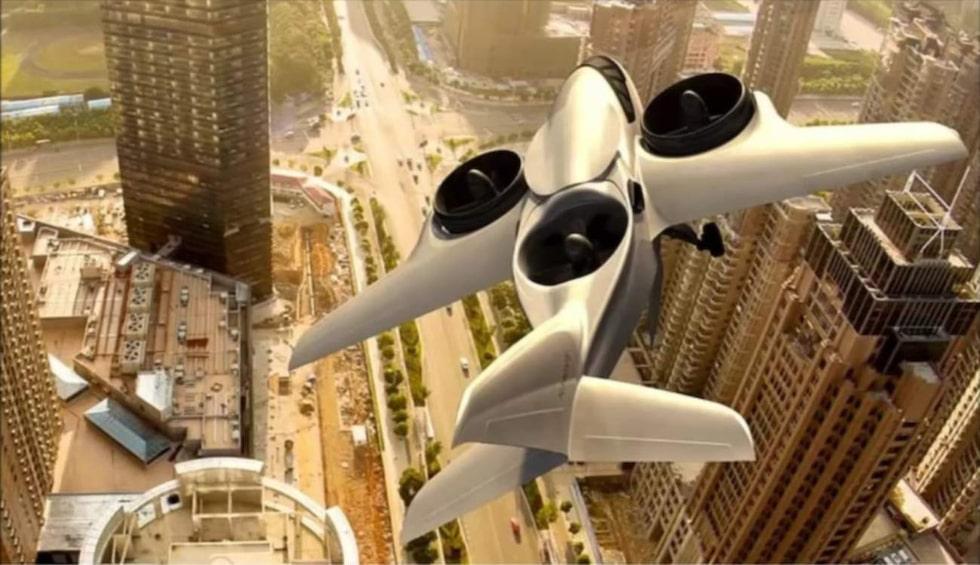 Framtidens flygplan, TriFan 600, gör flygplatser onödiga.