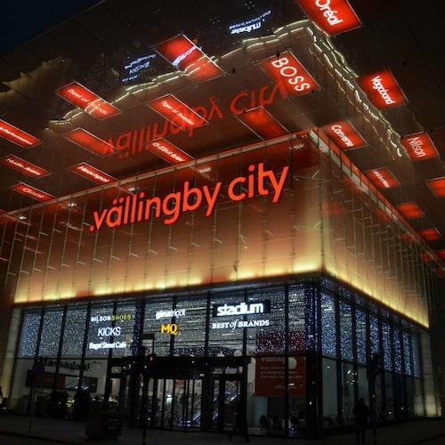 Vällingby City.
