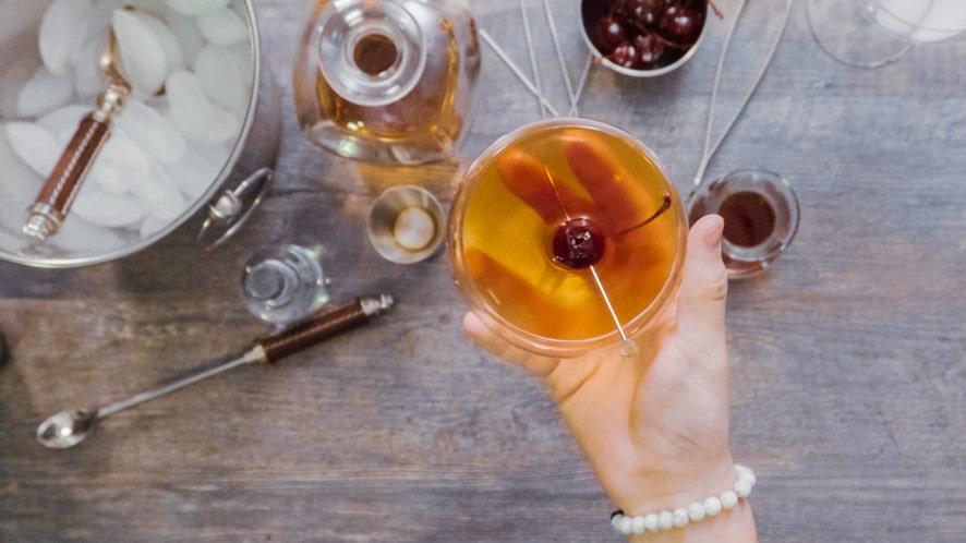 Vad krävs för att du ska lyckas med drinken hemma?