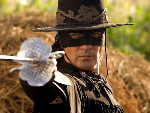 Zorro – den äkta varan.