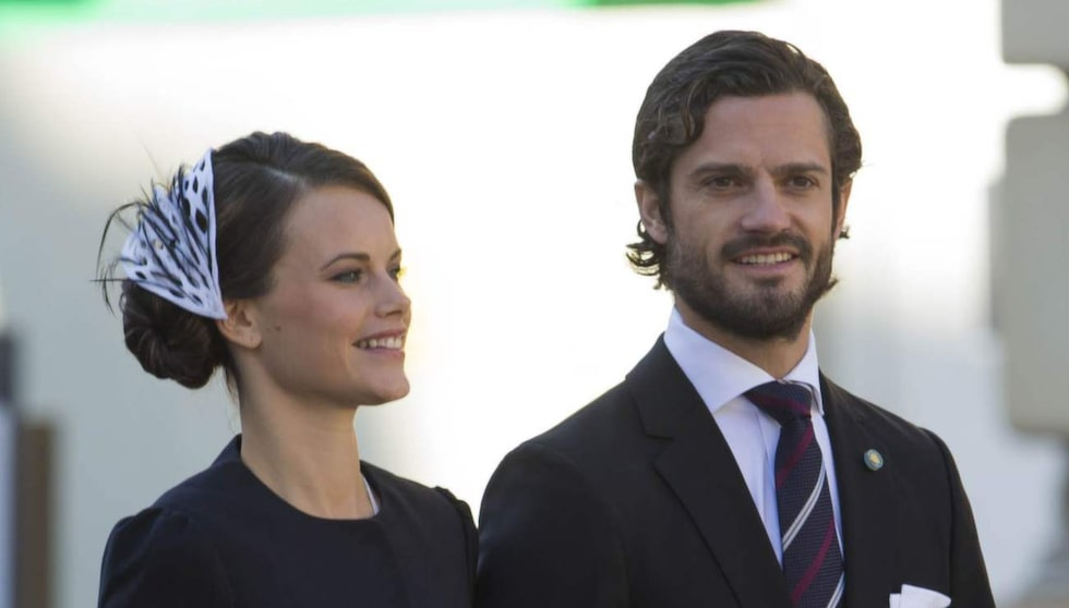 Sofia Hellqvist och prins Carl Philip gifter sig den 13 juni. Arbetet med deras framtida boende, Villa Solbacken på Djurgården, är i full gång.