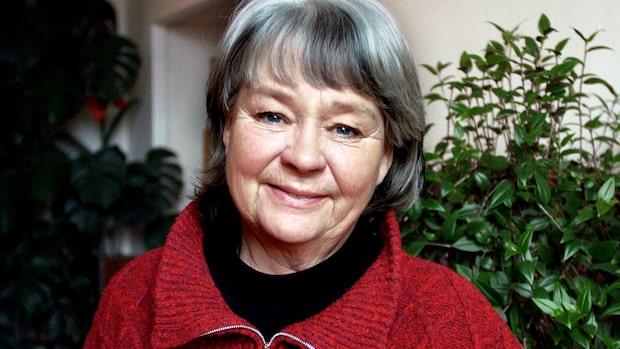 Mona Malm är död – blev 85 år gammal