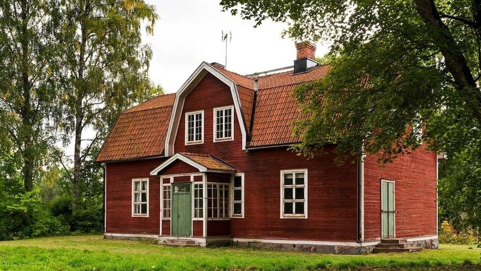 Nu är huset till salu med ett utgångspris på drygt 3 miljoner kronor.