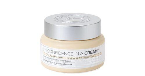 Confidence in a cream, It cosmetics