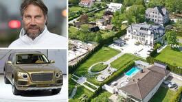 """NHL-svenskarnas miljoner och lyxbilar: """"Har rullat på"""""""