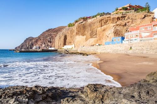 Upptäck det marina livet vid Sardina del Norte.