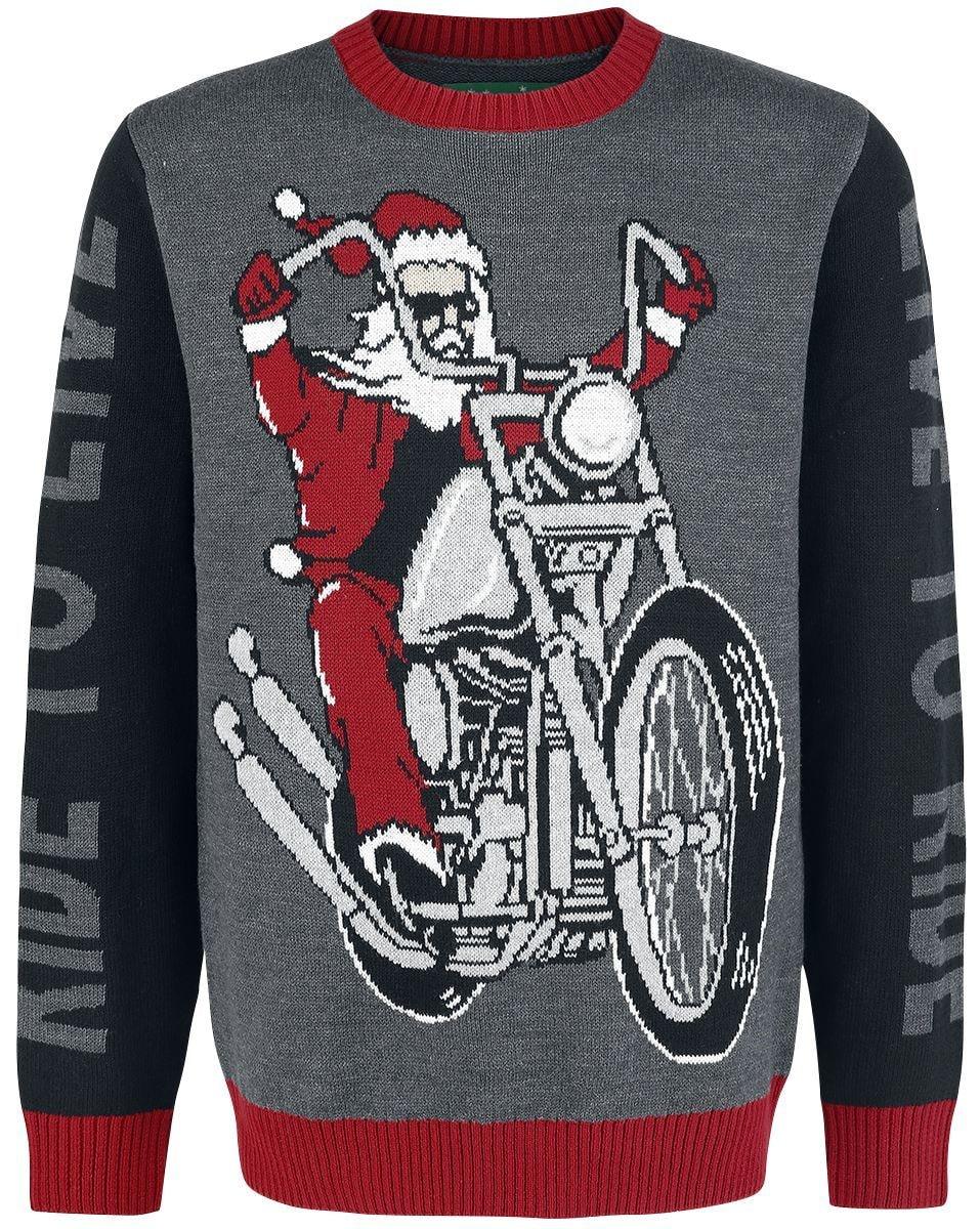 """Live To Ride - Ride To Live"", jultröja från Emp Shop, 449 kronor."