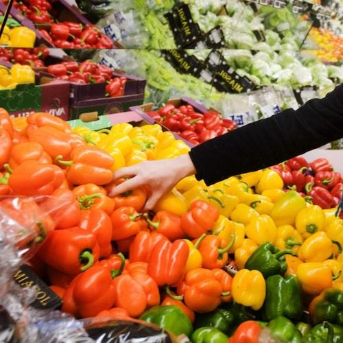 Låt grönsaken bli huvudrätten.