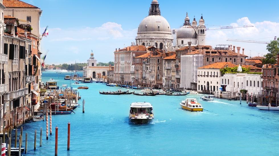 Venedig är storslaget, charmigt och unikt med sina kanaler och renässansfasader.