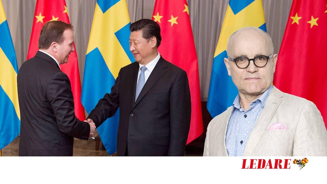 Om Sverige ska kritisera Kina behöver vi starka vänner