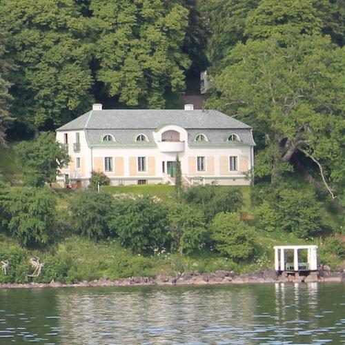 Ellen Keys hus betyder mer för utländska turister än svenskar.
