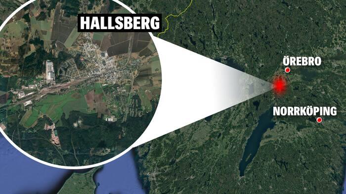 singel kvinna i hallsberg