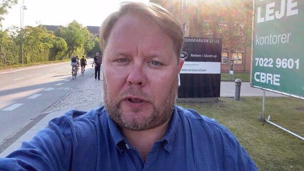 """Fredrik Sjöshult: """"Straffas dubbelt så hårt i Danmark"""""""