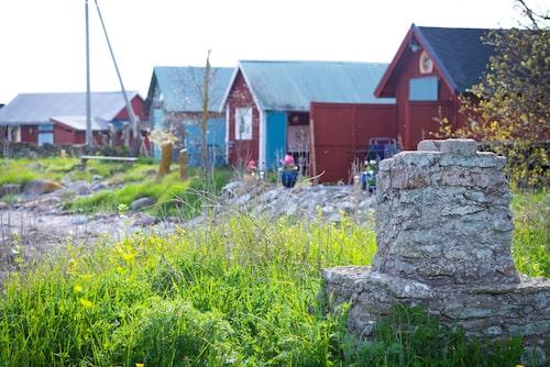 Länge var fisket en av de viktigaste inkomstkällorna på Öland och i Bläsinge finns en liten bit av det gamla Öland bevarat.
