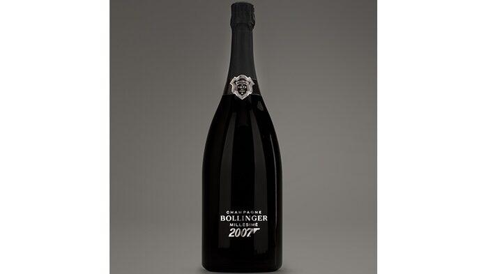 Champagnen tillverkas i 407 exemplar – varav ett kommer auktioneras ut i Stockholm.
