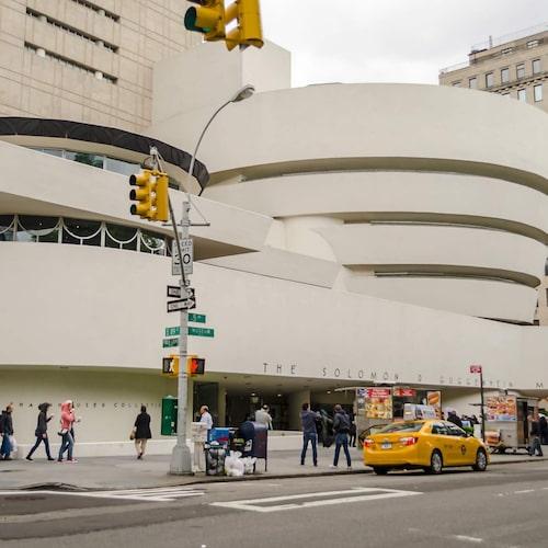 Guggenheim är en kändis