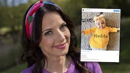 SVT-profilens dilemma bakom dotterns namn