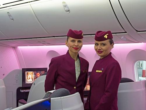 Qatar Airways utsågs också till bästa flygbolag i kategorin Business Class Onboard Catering.