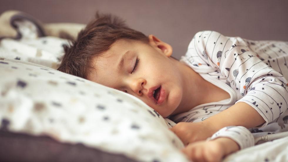 Hos barn är det ett ännu vanligare fenomen.