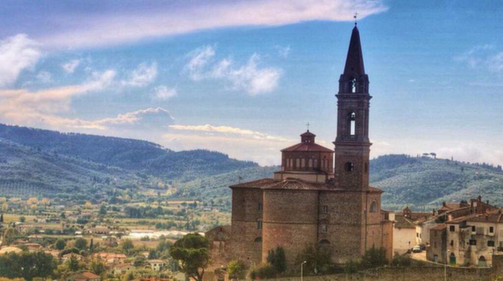<p>Castiglione Fiorentino i Italien – en riktig medeltidspärla.</p>